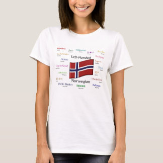Left-Handed Norwegian T-Shirt