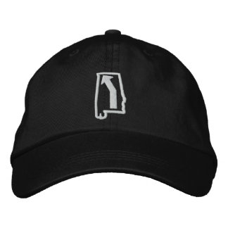 Left In Alabama Basic Adjustable Cap