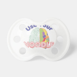 Left & Right Brain Pacifier