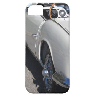 Left side of an old british classic car case for the iPhone 5
