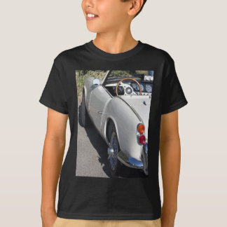 Left side of an old british classic car T-Shirt