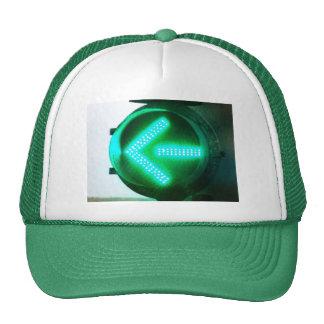 Left Turn Arrow Cap Hats