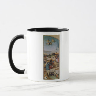 Left wing of the Triptych of the Temptation of Mug