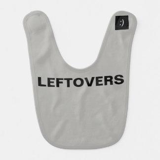 Leftovers Bib