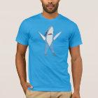 LeftShark Halftime Shark Costume T-Shirt