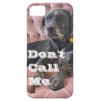 "Lefty ""Don't Call Me"" iPhone Case - Old-A$$ Models"