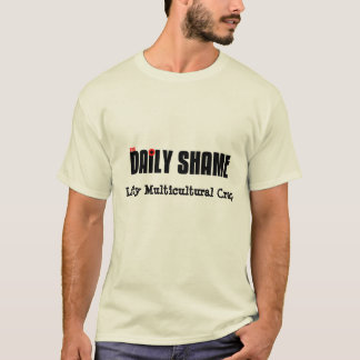 Lefty Multicultural Crap T-Shirt