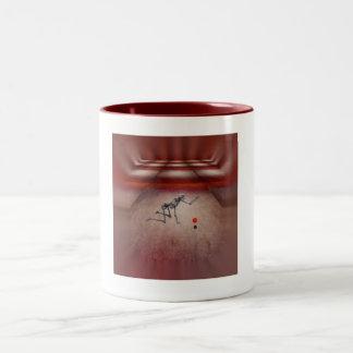 Lefty Two-Tone Coffee Mug