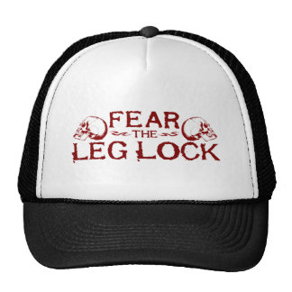 Leg Lock Trucker Hat