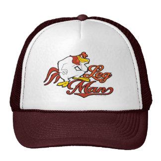 Leg Man Trucker Hats