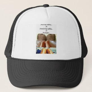 Leg Selfies Vs Sausages... Trucker Hat