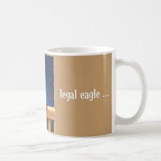 Legal eagle coffee mug