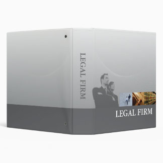 Legal Firm Binder