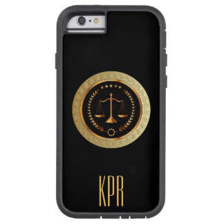 Legal / Law / Attorney iPhone 6 case - SRF