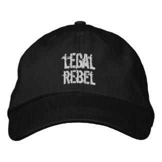 Legal Rebel Hat