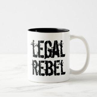Legal Rebel Mug