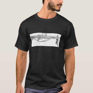 Legalize It: Machine Gun T-Shirt