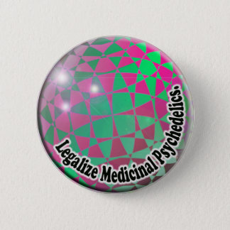 Legalize Medicinal Psychedelics  Button