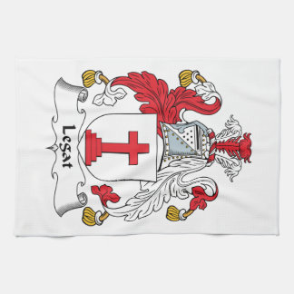 Legat Family Crest Kitchen Towel