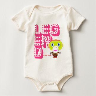 Legend-Cute Monkey-Morocko Baby Bodysuit