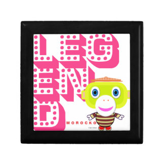 Legend-Cute Monkey-Morocko Gift Box