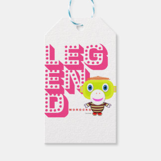 Legend-Cute Monkey-Morocko Gift Tags