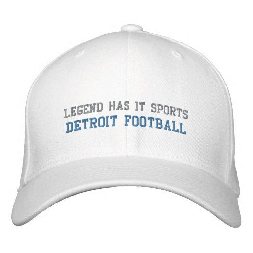 Legend Has It Sports Embroidered Hat