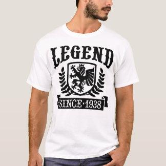 Legend Since 1938 T-Shirt