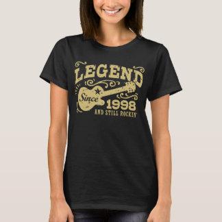 Legend Since 1998 T-Shirt