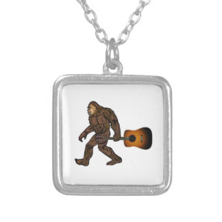 Legendary Beat Silver Plated Necklace