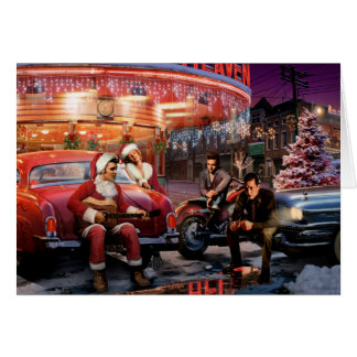 Legendary Christmas Card