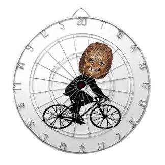 Legendary Cyclist Dartboard