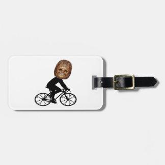Legendary Cyclist Luggage Tag