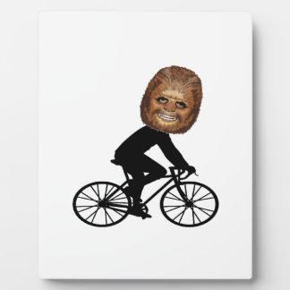 Legendary Cyclist Plaque