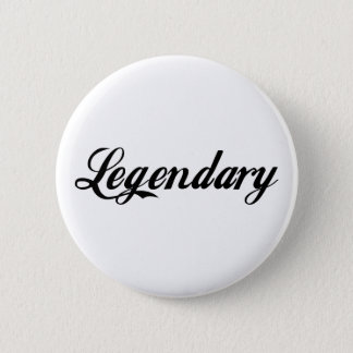 Legendary Legend 2 Inch Round Button