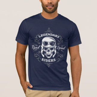 Legendary Skull T-Shirt