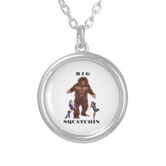 Legendary Times Silver Plated Necklace