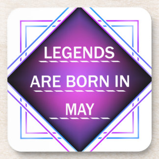Legends are born in May Coaster