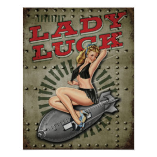 Legends - Lady Luck Poster