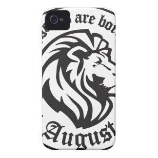 Legends ploughs born in August iPhone 4 Cover