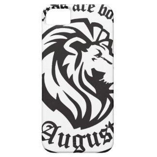 Legends ploughs born in August iPhone 5 Cover