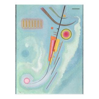 Leger, Abstract Art, 1930 Postcard