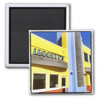 Leggetts, Manasquan, NJ Square Magnet