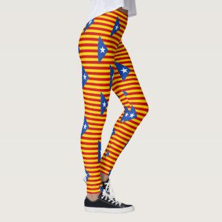 legging Catalan freedom fighter