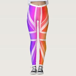 Legging Flag the U.K.
