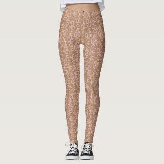 Legging, Happy New Year, design Frank le Pair Leggings