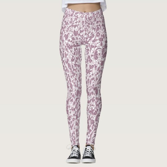Legging in cool pattern design from Frank le Pair