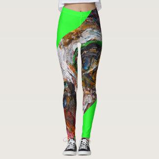 Leggings A001 Aaron Vega Designs