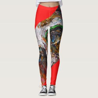 Leggings A002 Aaron Vega Designs