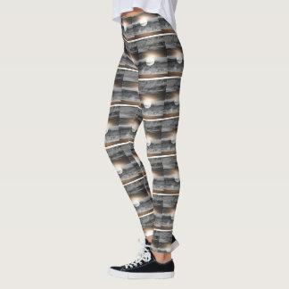 Leggings and Yoga Pants Moon Glow